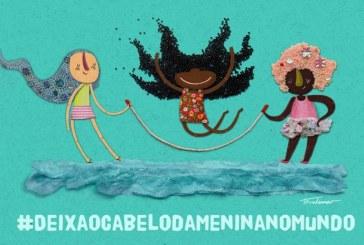 Deixa o cabelo da menina no mundo!