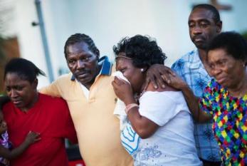 Por que razão o assassinato de 9 negros não é considerado um ato de terrorismo?