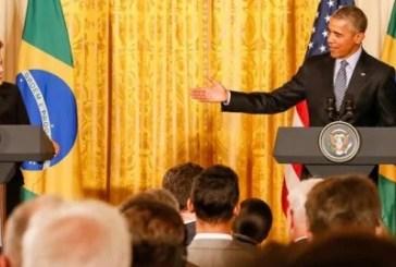 Obama dá 'fora' na Globo: Brasil não é potência regional, é mundial