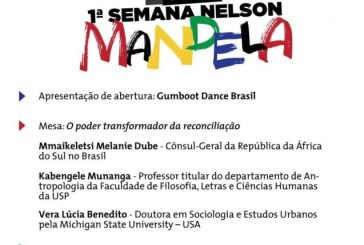 1ª Semana Nelson Mandela