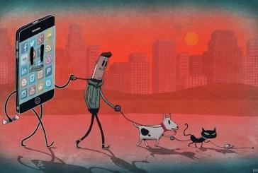 Um artista criou ilustrações deslumbrantes sobre a sociedade moderna