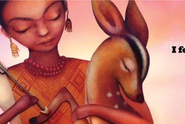 Livro infantil celebra a vida da artista Frida Kahlo