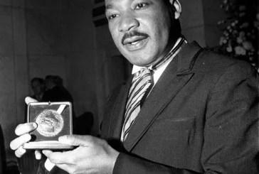 Hoje na História, 14 de outubro de 1964, Martin Luther King recebia o Prêmio Nobel da Paz por sua luta anti-racista