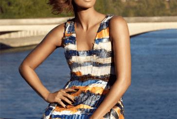 Camila Pitanga posa pra capa em Paris e dá sua opinião sobre os assuntos mais quentes de 2015