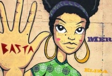 Mulheres nas ruas, sem medo, contra o racismo e a violência