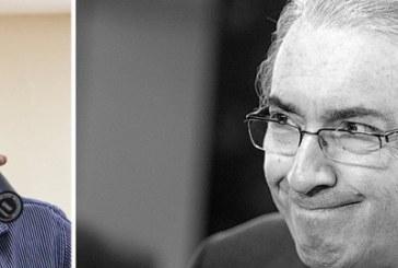 """""""#MeuAmigoSecreto é o Eduardo Cunha"""""""