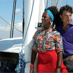 Atriz Adriana Alves e chef Olivier Anquier respondem a comentários racistas