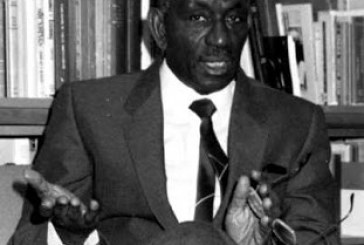Cheikh Anta Diop derrubou o racismo cientifico, ao provar que o Egito antigo era uma civilização negra.
