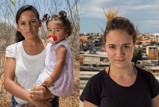 Bastidores da reportagem que foi buscar as crianças casadas no Brasil