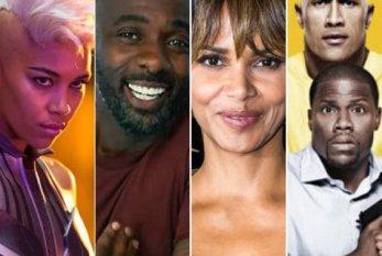 11 filmes de Hollywood previstos para 2016 com protagonistas negros