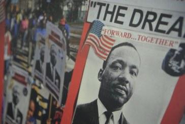 Exposição na Biblioteca Parque do Rio lembra trajetória de Martin Luther King