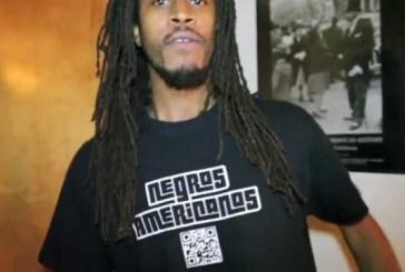 O americano que aprendeu português com Racionais e o rap brasileiro para mostrar que EUA não é 'paraíso negro'