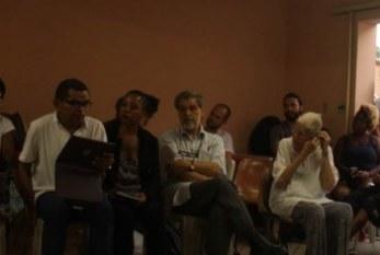 O Debate 'Negros, Política e Poder' reúne 150 pessoas na Zona Leste