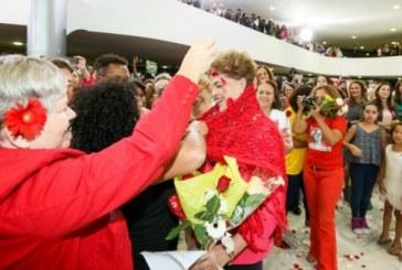 """""""Vazamentos são seletivos e oportunistas"""", diz Dilma após delação da Andrade"""