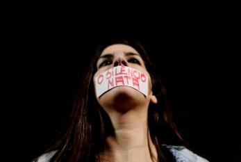 Mulheres fazem novo ato na Avenida Paulista contra a cultura do estupro