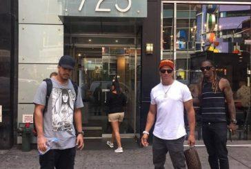 Mano Brown, dos Racionais, finaliza disco solo em Nova York