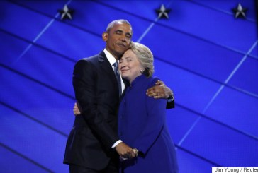 Obama: 'Nunca houve um homem ou mulher mais qualificado do que Hillary para ser presidente'