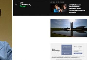 Greenwald critica monopólio da mídia e lança Intercept em português