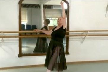 Doreen Pechey éuma bailarina da Royal Academy aos 71 anos