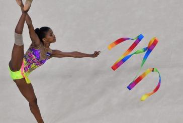 Ginasta amadora levanta público no Rio: 'Não vim competir. Vim ser feliz'