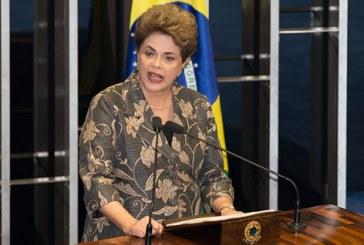 """Juristas classificam discurso de Dilma como """"histórico"""""""