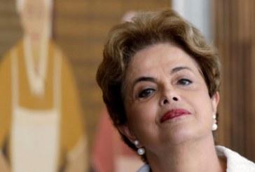 Em carta, Dilma oficializa apoio a plebiscito para antecipar eleições presidenciais