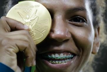 Rafaela Silva é a melhor heroína que o esporte brasileiro poderia ter como espelho