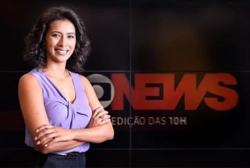 """""""O jornal será comandado por mulheres"""", afirma Aline Midlej sobre estreia na Globo News"""