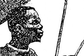 A história do homem que foi empalhado e exibido como um animal