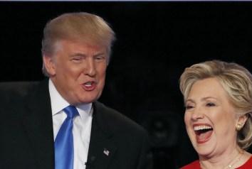'Racista, sexista e sonegador': Hillary Clinton fala verdades sobre Trump em debate