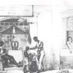Descendentes e ex-escravos ricos que voltaram para a Africa