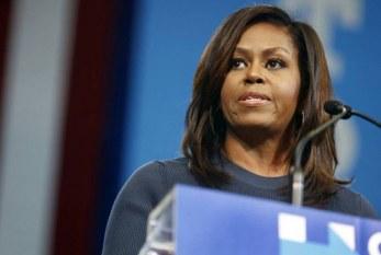 """Michelle Obama: """"Os homens de minha vida não falam assim sobre as mulheres"""""""