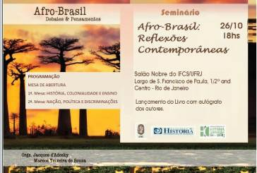Seminário Afro-Brasil: reflexões contemporâneas