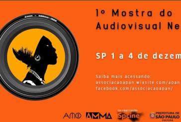 Diálogos Ausentes e 1º Seminário Audiovisual Negro exibem curtas metragens e realizam masterclasses e debates no Itaú Cultural