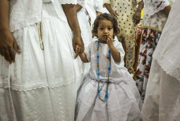 Infância entre Divindades – as Crianças no Xirê do Candomblé