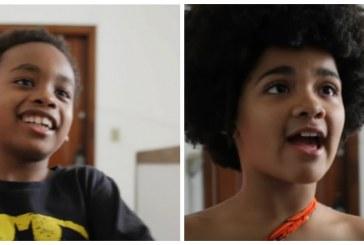 Erê pode tudo: crianças conversam sobre representatividade negra