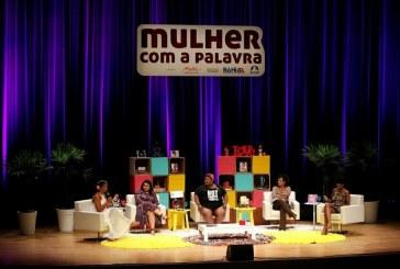 """Última edição do ano do projeto """"Mulher com a Palavra"""" lota o Teatro Castro Alves"""
