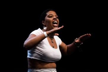 Competir faz parte da vida da mulher negra, diz campeã nacional de poesia