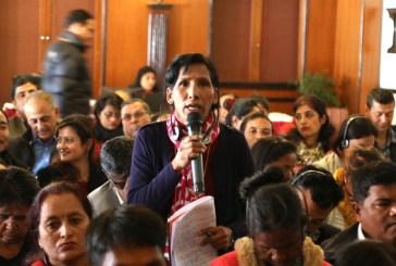 Nem Davos, nem Washington: Uma celebração das estratégias das mulheres no combate à desigualdade