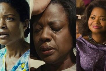 Pela primeira vez, Oscar tem três atrizes negras na mesma categoria