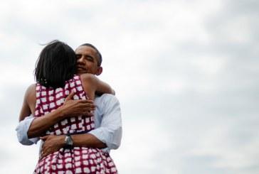 As melhores fotografias de Barack Obama na Presidência