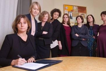 Governo sueco 'responde' a Trump com uma foto de mulheres do gabinete