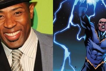 Black Lightning escala o ator que será o protagonista Jefferson Pierce