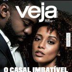 A capa da VEJA com Taís Araújo e Lázaro Ramos irritou muitos leitores da revista