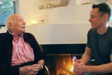 Aos 95 anos, bisavô assume para a família que é gay: 'Quero que o mundo saiba'