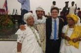 Unilab na Bahia: Primeiro egresso a ser aprovado em mestrado aprofundará pesquisa sobre candomblé na Costa do Dendê