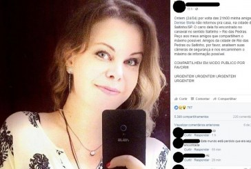 Feminicídio: Grávida, designer é morta por amante após se recusar a fazer aborto no interior de SP, diz polícia