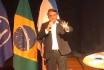 Nilton Bonder critica Hebraica por palestra de Bolsonaro