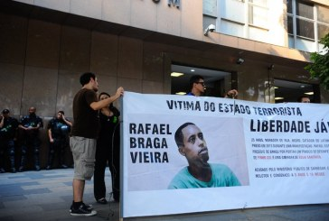 Condenação de Rafael Braga gera revolta