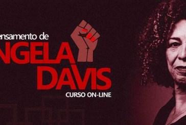 Pensamento de Angela Davis é tema de curso online